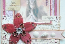 Papercrafts / Card Making / Card Making, Paper piecing, etc.. / by Bashful Treddenbarger