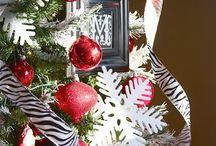 Tis' the Season / Christmas decor ideas / by Erin Tourville