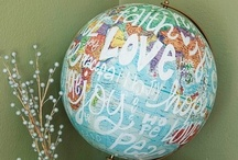 I love Globes