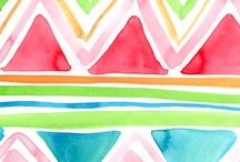 Prints and Patterns / by Caitlin McGauley