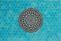 Ceramic Tiles, Plaques, & Mosaics