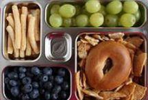 School lunch wizardry / by Christine Crofts
