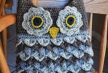 Crochet Bags / Shopping bags, market bags, totes, purses, backpacks, coin purses, etc.