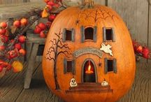 My Favorite Time Of Year, Fall! / Fall decor ideas / by Erin Tourville