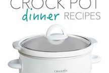 crockpot cooking / by Mandy Williamson