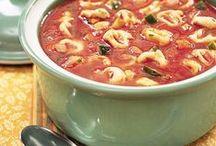 Soup Hot Yummy Soup:)