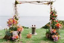Blithe & Bonny Backdrops / by Passionate About Peonies
