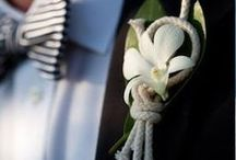 Boutonnieres + For The Guys / by Passionate About Peonies