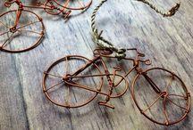 Wire art / by Sindhu Iyer