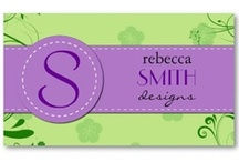Business cards / by Strawberry and Hearts