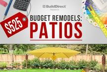 Home Remodel Plans / Informative and engaging infographics that will help you do your home remodelling with any budget! / by BuildDirect