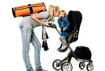 Stokke Travel with Baby and Kids / by STOKKE®
