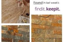 findit.keepit. at BuildDirect.com / This board is the home of our weekly #finditkeepit contest. To learn how you can win the flooring of your dreams check out full program details here: ow.ly/q4WDo / by BuildDirect