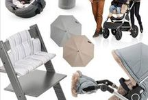Chic Neutrals for Baby and Kids / Innovative design by Stokke in chic neutral tones.  / by STOKKE®
