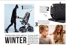 Trend Watch for Stylish Baby and Kids / by STOKKE®