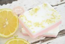 DIY: soap & body butters recipes / home made soaps, body butters, lotions, lip balms... / by Strawberry and Hearts