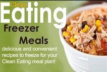 Freezer Meals to Make Ahead / Freezer recipes / by Marilyn McCabe