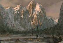 Albert Bierstadt art... / by JoAnn Rogers