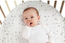 Oval Crib Sheets & Bedding / by STOKKE®