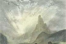 Albert Bierstadt/Thomas Moran artists... / by JoAnn Rogers