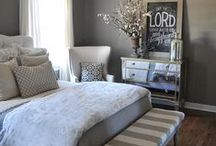 Master Bedroom Decor Ideas / Decor for your master bedroom, ideas, inspiration, and more.