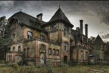 Abandoned/rust/peeling paint/decay... / by JoAnn Rogers