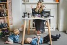 Parent-Preneurs / Want to know how to have children, a career...and still have a life? Win the working parent game with our exclusive hints and tips from top parent-preneurs!