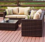 Love Your Outdoors / Inspiration and design ideas to help you create a relaxing oasis around your outdoor living space.