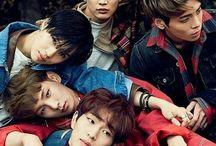 SHINee / Jonghyun, Key, Taemin, Onew & Minho