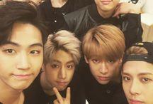 GOT7 / BamBam, JB, Mark, Jackson, Yugyeom, Youngjae & Jinyoung