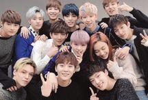 Seventeen / S. Coups, Joshua, Hoshi, Woozi, Mingyu, Seungkwan, Dino, Jeonghan, Jun, Wonwoo, DK, The8 & Vernon