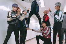 24K / Cory, Sungoh, Kisu, Daeil, Hui, Jeunguk & Jinhong Stand In Members- Changsun & Hongseob