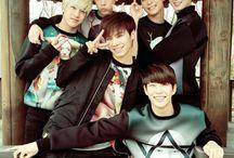 Astro / MJ, JinJin, Rocky, Sanha, Eunwoo & Moonbin