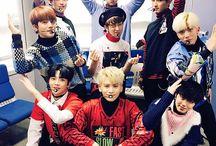 SF9 / Zuho, Chani, HwiYoung, TaeYang, Rowoon, DaWon, JaeYoon, YoungBin & InSeong
