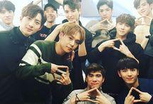 Pentagon / Jinho, Hui, E'Dawn, Yuto, YanAn, ShinWon, HongSeok, YeoOne, Kino & WooSeok
