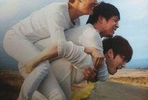 JYJ / Jaejoong, Yoochun & Junsu