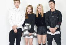 K.A.R.D / BM, Somin, Jiwoo & J.Seph