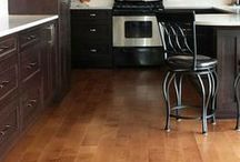 Engineered Hardwood Flooring / Engineered hardwood flooring is a vital innovation. It opens up the possibility for real wood surfaces in homes and commercial settings.
