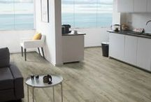 Vinyl Flooring / Vinyl flooring is known for its innovative design, colorful patterns, and easy installation.