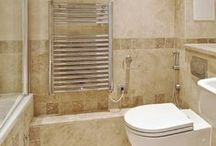 Bathroom Escape / Dreaming of ways to have your bathroom rival your favorite spa? Get inspired with these design ideas.