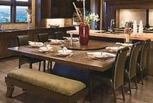 Rooms to Dine For / Design ideas to help you create your best dining and conversation space for friends and family.