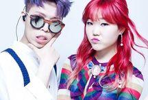 AKMU (Akdong Musician) / Chanhyuk & Soohyun