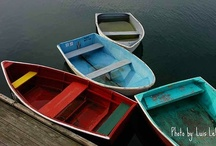 Wooden Boats / by Zachary Bond