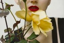 Garden. Flowers. People's photos with flowers! / Flowers, plants, gardens...