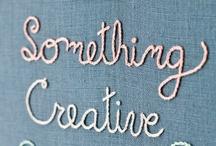 hmm...i shall create / by bonnie s.