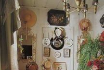 collectable treasures / love scavenging for goodies, (especially shabby, rusty old stuff)...anywhere i can! / by Debbie Workman