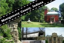 Favorite Montgomery County Places / Our favorite places in Montgomery County, Indiana.