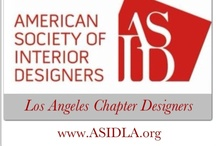 ASID LA Members / Portfolio's & Contact information from Members of our Chapter / by ASID Los Angeles