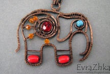 Love the Wire- Pendants and Charms / by Lisa Albus Guess