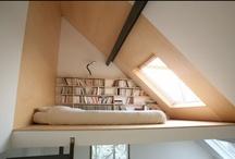 lofts / by Natalie Baker